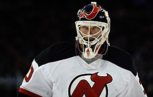 Martin Brodeur, New Jersey Devils