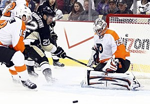 Ray Emery, Philadelphia Flyers