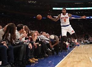 J.R. Smith, New York Knicks