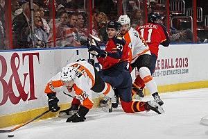 Mark Streit, Philadelphia Flyers