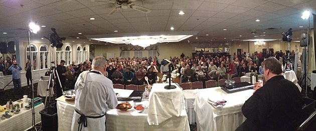Cook Off Chef View