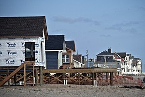 Sandy construction
