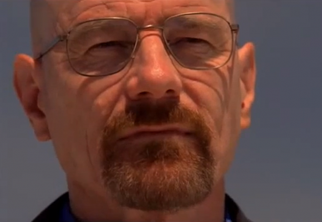 Was the entire series of 'breaking Bad' just a bad dream?