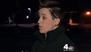 Dayna Morales talks to NBC 4 New York about allegations a controversial receipt was a hoax