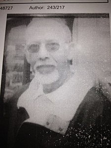 Missing Jackson man Joseph Hue