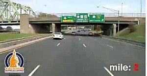 Route 1 in Trenton
