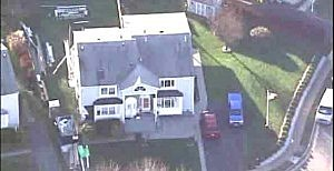 South Brunswick home where police shot and killed a man during a standoff