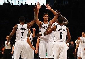 Brook Lopez, Brooklyn Nets