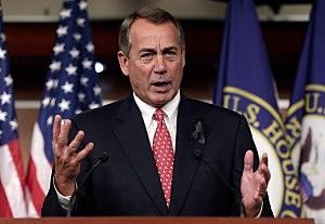 U.S. Speaker of the House John Boehner (R-OH)