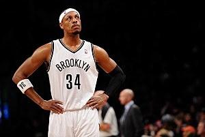 Paul Pierce, Brooklyn Nets