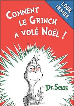 Grinch in French