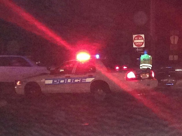 Brick Police respond to pedestrian hit by a car on Lanes Mill Road