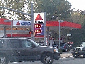 Citgo station in Ewing