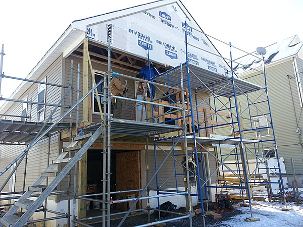 Habitat For Humanity Helps Rebuild Monmouth County Audio