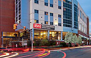 Robert Wood Johnson University Hospital in New Brunswick