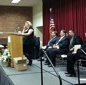 Monmouth County Drug Court Graduation