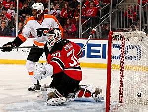 Philadephia Flyers vs. New Jersey Devils