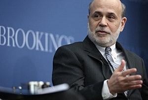 Federal Reserve Board Chairman Ben Berna