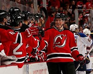 Eric Gelinas, New Jersey Devils