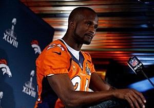 Denver Broncos Player Champ Bailey