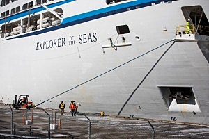 Royal Caribbean Ship Returns To Port Early