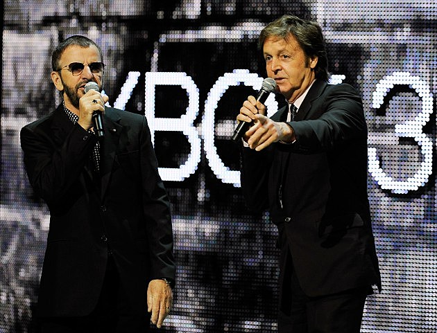 Paul and Ringo to perform at 2014 Grammys