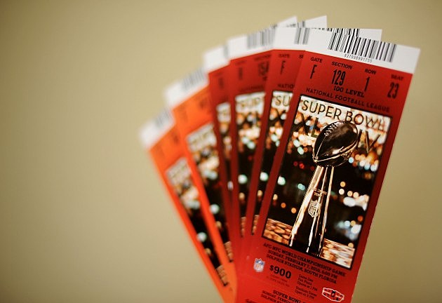 Glenn Lehrman from StubHub discusses Super Bowl tickets with us