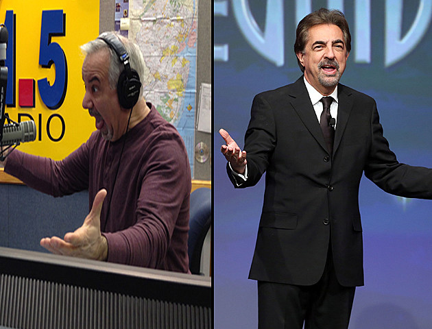 Ray Mantegna and Dennis Malloy