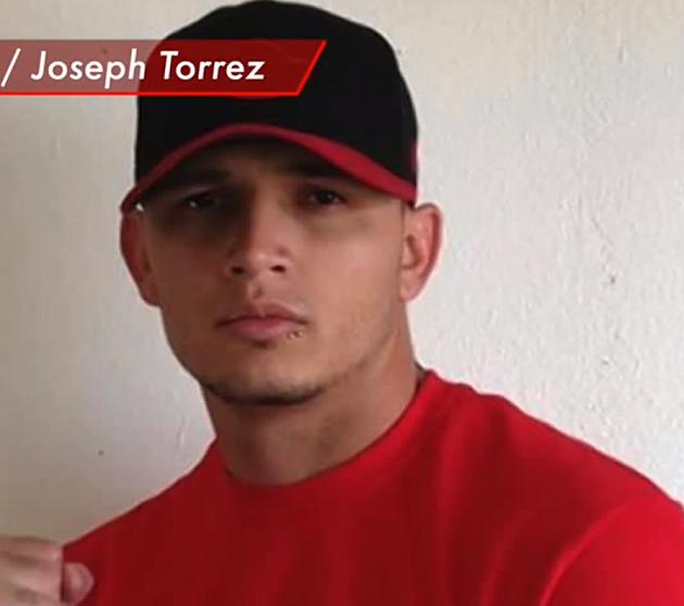 Fighter Joseph Torrez fought off a home invasion