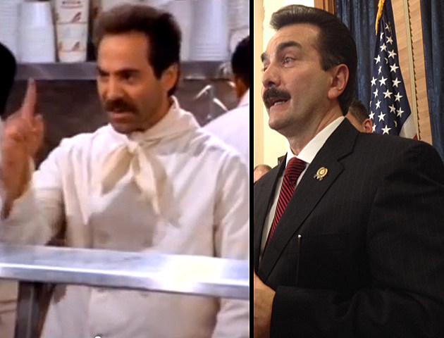 Does NJ Assemblyman Vinny Prieto Resemble Seinfeld's Soup Nazi?