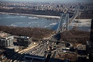 George Washington Bridge (Andrew Burton, Getty Images)