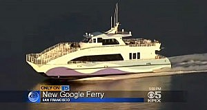 Google ferry Triumphant