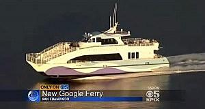 Google ferry Triumphant