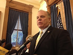 NJ Senate President Steve Sweeney