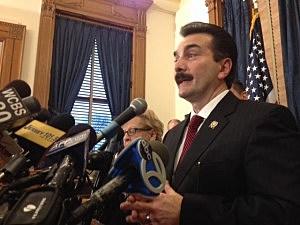 NJ Assembly Speaker Vinnie Prieto