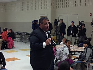 Christie at the Dudley Family School