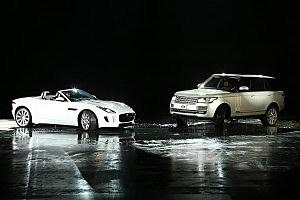 Jaguar vehicles