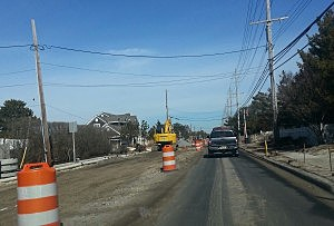 Route 35 Construction