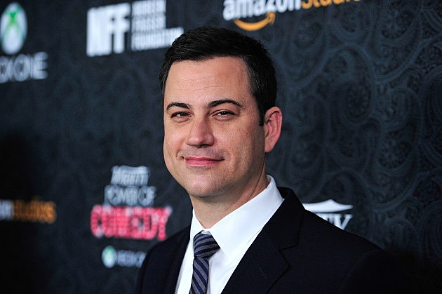 Jimmy Kimmel and ABC Sued Over Chinese Remark