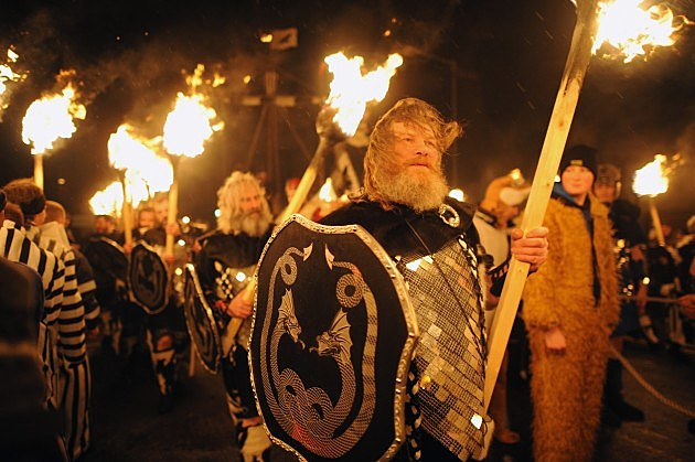 Get Ready for the Viking Apocalypse this Weekend
