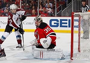 Cory Schneider, New Jersey Devils