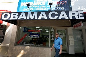 Florida Insurance Company Enrolls People In Obama's Affordable Health Care