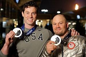 U.S. Olympians Steven Langton and Steven Holcomb
