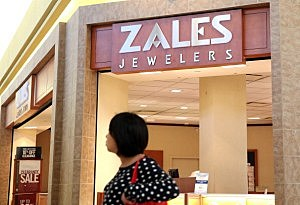 A Zales Jewelers store in California