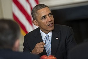Obama Delivers Remarks At the Democratic Governors Association
