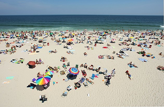 A lot of callers said Seaside Heights was their favorite NJ beach.