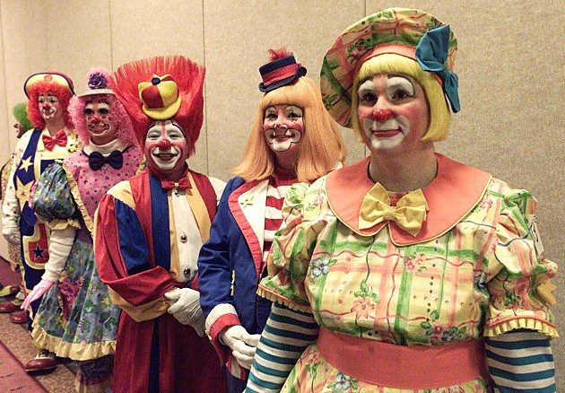 World Clown Association Makeup Competition