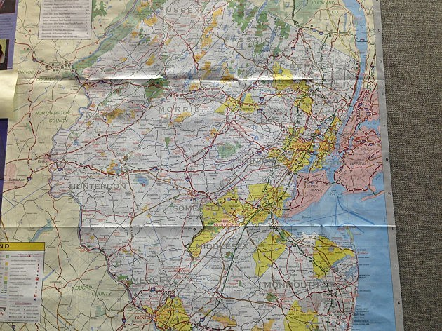 22 of the best maps of New Jersey you'll ever see