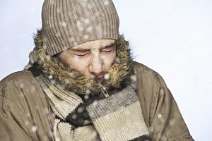 winter, cold