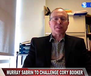 Murray Sabrin Announces Intention to run for Senate Nomination
